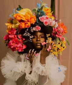 Black Girl Art, Black Women Art, Beautiful Black Women, Art Girl, Black Art, Photoshoot Themes, Photoshoot Inspiration, Glam Photoshoot, Portraits Illustrés
