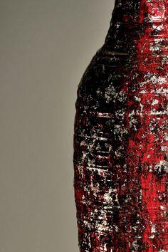 #sculpture #contemporaryceramics #art  #red #texture Contemporary Ceramics, Sculpting, Sequin Skirt, Sequins, Texture, Red, Fashion, Whittling, Sculpture