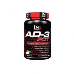 LeCheek Nutrition - AD-3 PCT - 60 Kapseln