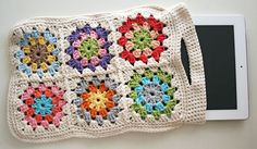 ipad sleeve by revlie - we are getting ipads at school soon and I'd love to make one of these!
