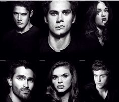 Lose your mind. Teen Wolf