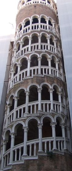 Venetian stairs by carter flynn