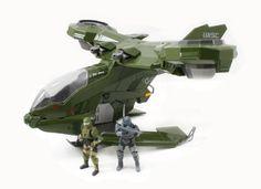Jada Toys Halo Hornet with Figures Jada https://www.amazon.com/dp/B00804H8BM/ref=cm_sw_r_pi_dp_x_uiK2zbDY16Y3A