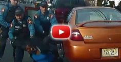 Cop Who's Being Sued for Assaulting a Woman, Caught on Video Assaulting Same Woman AGAIN