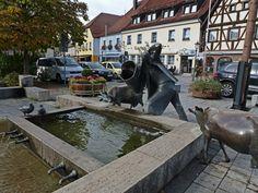 ...oder doch Wasser zu Wein. Das Experten Team Ziege und Bulle wird es herausfinden.    - Ebermannstadt 2014 -   [fc-foto:34931436]  [fc-foto:34925154]