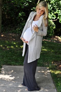 40 weeks maternity idea - so cute!