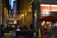 Alleys become pathways to urban revitalization