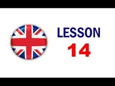 Kurz angličtiny pro samouky: Lekce 14 - YouTube English Speech, English Story, Teaching English, Learn English, Oxford English, Voice Of America, Safety Posters, American Story, Free Printable Worksheets
