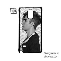 Justin Bieber Incredible for samsung galaxy note 2/3/4/5/edge