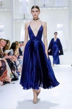 Christian Dior Couture осень-зима 2018-2019