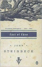 east of eden, j. steinbeck