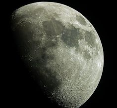 Look up to the moon