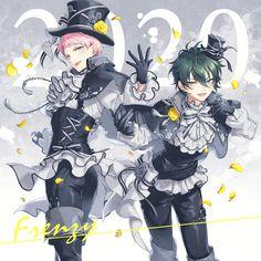 Manga Art, Manga Anime, Anime Art, Mika Kagehira, Persona 5 Joker, Lost Boys, Ensemble Stars, Pretty Art, Kawaii Anime