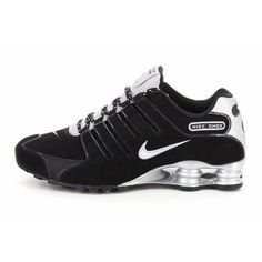 reputable site e3f03 034ae Nike - Basket Shox Nz - 501524-012 - pas cher Achat  Vente Baskets homme