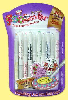 food safe markers