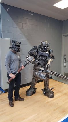This guy is pumped for Fallout 4!