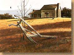 Gov. John Sevier's farm home