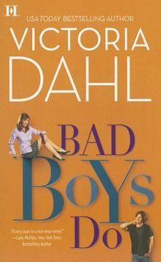 Bad Boys Do by Victoria Dahl (Donovan Brothers Brewery) Contemporary Romance There aren't many things sexier than a hot yo. Victoria, Books To Read, My Books, Cool Books, Ex Husbands, Romance Novels, Bad Boys, Bestselling Author, 1
