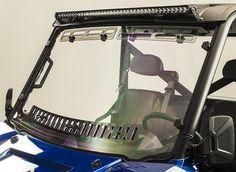 UTV Headquarters - Polaris Ranger XP 570/900 Multi-Vent Shield W/HardCoat