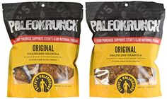 Paleokrunch Cereal Original Grainless Granola 75 oz Pack of 6 ** More info could be found at the image url. (This is an affiliate link and I receive a commission for the sales)