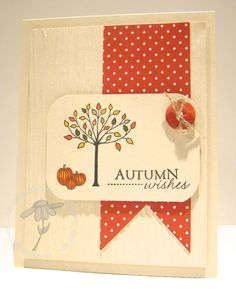 Jaydee Stamping. I like this sketch and use of #PTI #Autumn Hills in this #card