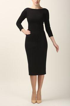 Dress D058 long de Fanfaronada Fashion Design Studio por DaWanda.com