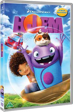 hjem / home - dreamworks - DVD