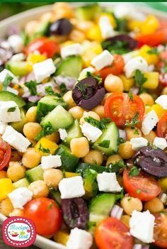 cesar salad di pollo recipeart