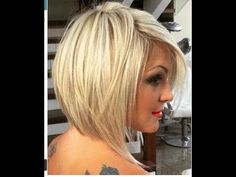 corte bob navaja / hair cut bob - YouTube