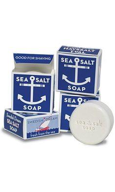 Swedish Dream Sea Salt Invigorating Bath Soap - Pack of 12, 4.3 oz Bars Best Price