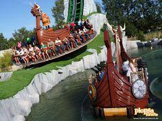 Plopsaland De Panne is a theme park located near the town of De Panne on the Belgian coast.