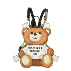 Online Outlet Stores, Online Bags, Bear Toy, Teddy Bear, Moschino Bear, Chanel Decor, 3 Bears, Bear Illustration, Bear Wallpaper