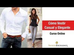 """Webinar """"Como Vestir Casual y Elegante"""" - YouTube"""