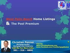 Looking for West Palm Beach home listings tips? I'm here to offer suggestions! Check this out: http://www.christianpenner.com/west-palm-beach-home-listings-the-pool-premium/