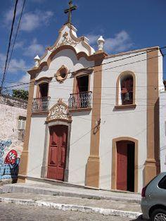 Igreja de Nossa Sra. da Boa Hora - Olinda/PE.