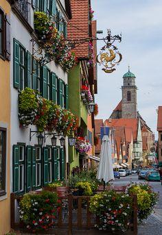 Dinkelsbühl (Bayern), Germany