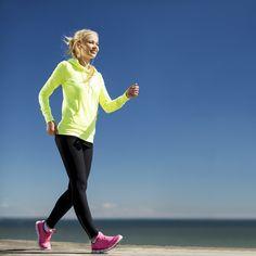 Les bienfaits de la marche rapide