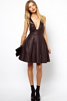 14 Sexy Dresses That Are Anything But Clich� #refinery29