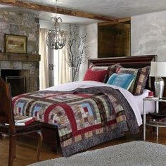 Shop for Greenland Home Fashions  Colorado Lodge Authentic Patchwork Quilt Bonus Set and more for everyday discount prices at Overstock.com - Your Online Fashion Bedding Store!