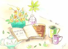 By Yishi Chan  #books #libros #booklover #collectbooks #bibliophile #vintagebooks #newbooks #livres #photography #readbooks #reading #readingtime #booknerd #bookworm #library #libreria #biblioteca #bibliotheque #bookstore #bookshop #bookshelves #bookshelf #lovebooks #partybooks #libraryhome #livingroom #writer #writing #reader #leer #escribir #vintage #flowers #floral #coffeetime #coffee #teatime #tea #happyday #yishichan