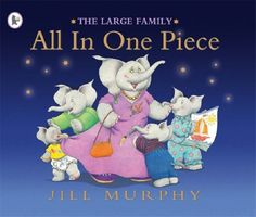 All in One Piece (Large Family), Jill Murphy. 09/05/14.