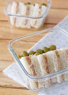 Preparamos un delicioso #sandwich especial, perfecto para llevar al #trabajo