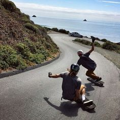 Love this picture from @best_longboard_pictures taken by @divinewheelco Reminds me of the west coast near the mull of Kintyre.
