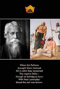 Sikh Quotes, Gurbani Quotes, Baba Deep Singh Ji, Learn To Fight Alone, Holy Symbol, Shri Guru Granth Sahib, Guru Gobind Singh, Rabindranath Tagore, Truth Of Life