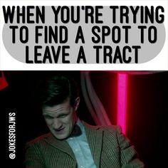 Doctor Who & a JW meme!!! Jokes For JWs - JW Memes @jokesforjws | Websta (Webstagram)