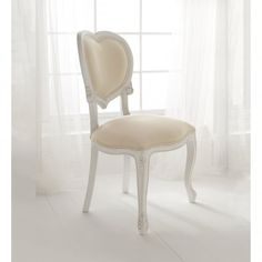 Paris Antique French Chair works well alongside our shabby chic furniture Shabby Chic Chairs, Shabby Chic Interiors, Shabby Chic Homes, Shabby Chic Furniture, Shabby Chic Decor, Vintage Decor, Luxury Decor, Luxury Interior, French Style Chairs