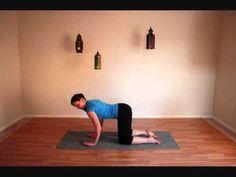 Upper Body Yoga Workout