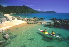 New Zealand, Tonga Island, Abel Tasman National Park Honeymoon In New Zealand, New Zealand Travel, Beautiful Places To Travel, Cool Places To Visit, New Zealand Attractions, Tonga Island, Film Science Fiction, Abel Tasman National Park, New Zealand Holidays