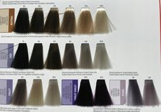 Matrix Hair Color, Hair Colour, How To Do Nails, Hair And Nails, Tassel Necklace, Blond, Makeup, Mai, Chemistry