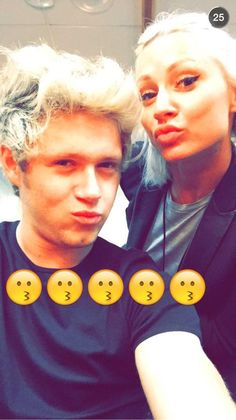 Niall was in Lou's snapchat  - Celine